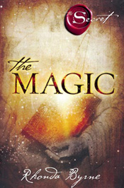 The Magic book by the author of The Secret