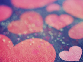 red-hearts